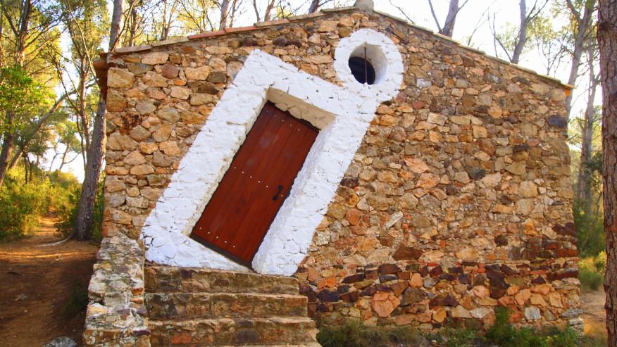 Hut of legendary artist Salvador Dali