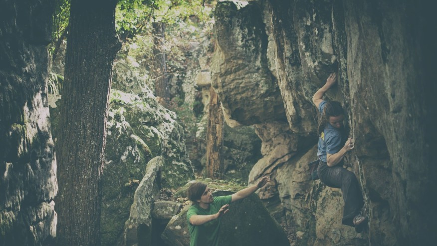 Rock Climbing for Beginners & First-Timers