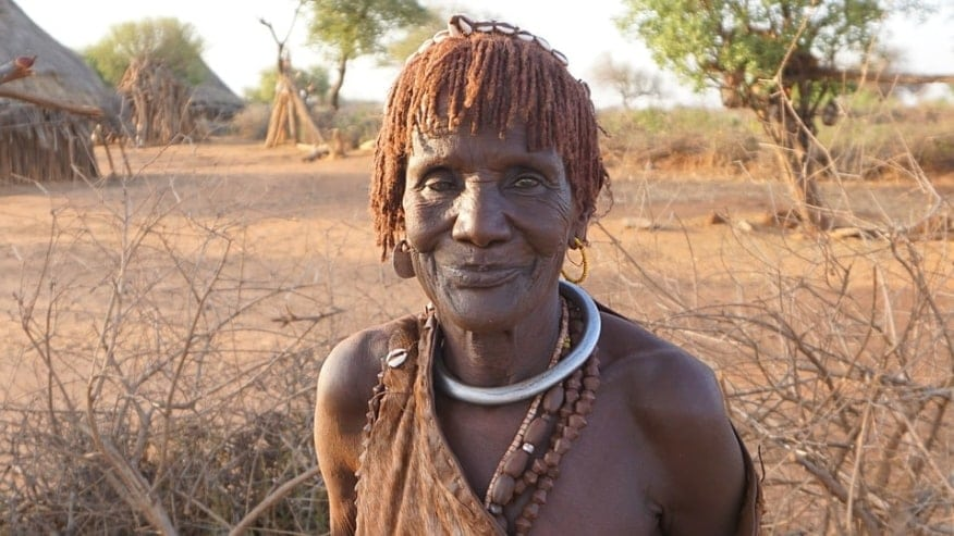Experience culture of The Omo Valley