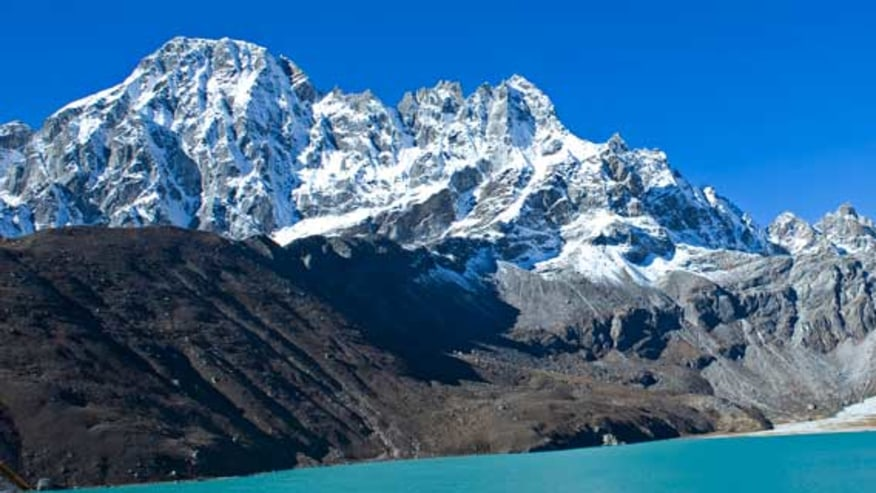 Holiday in the Himalayan region