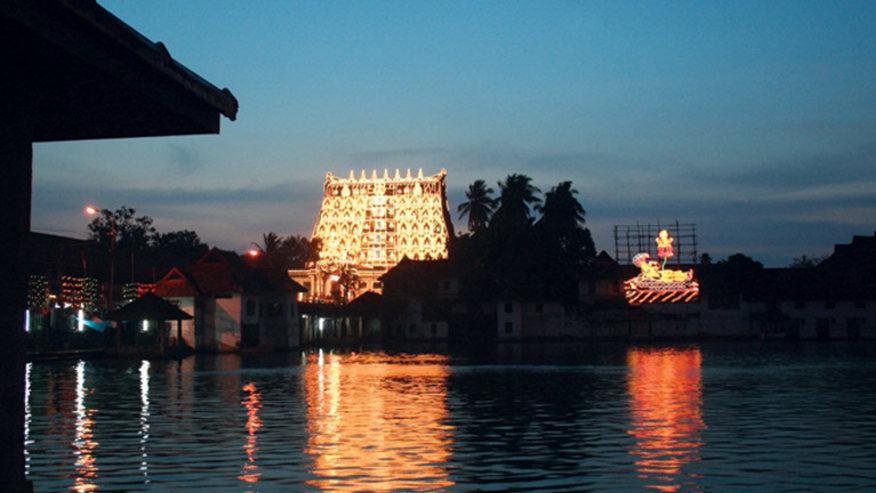 Sree Padmanabha Swamy Temple