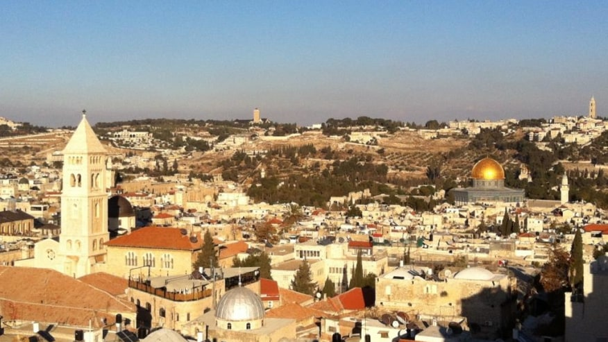 Old City View