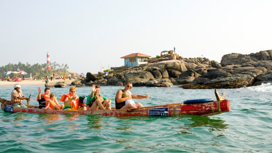 Kovalam Boating