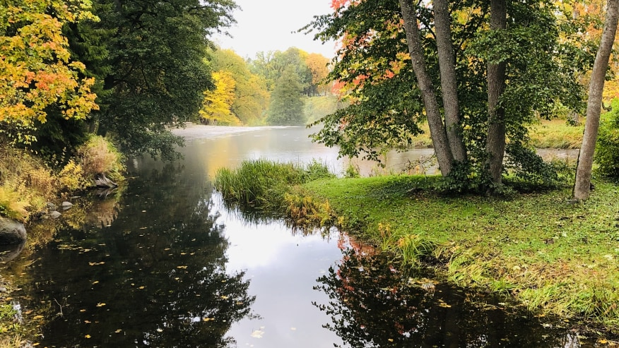 Keila river