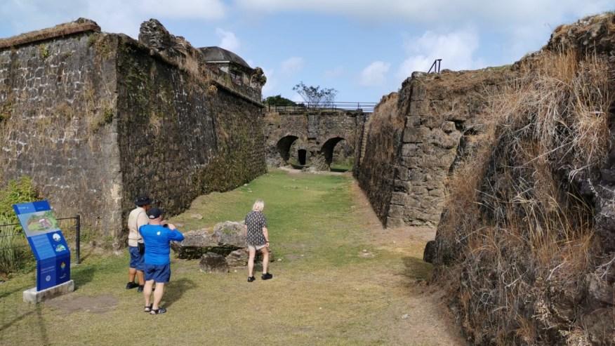 Spannish Fortress