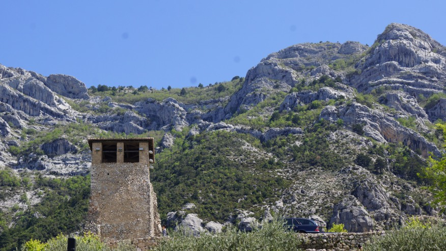 Be charmed by the Kruja Castle