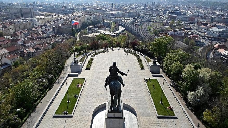The Vitkov Monument