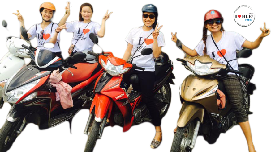 I Love Hue Tour - Discovering Every Corners of Hue With Lady Bikers