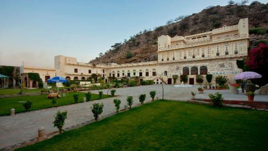 Attend a Wellness Camp at the Majestic Castle Kalwar