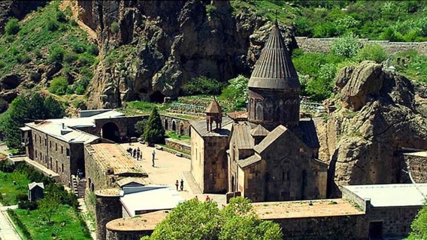 Geghardavanq Monastery