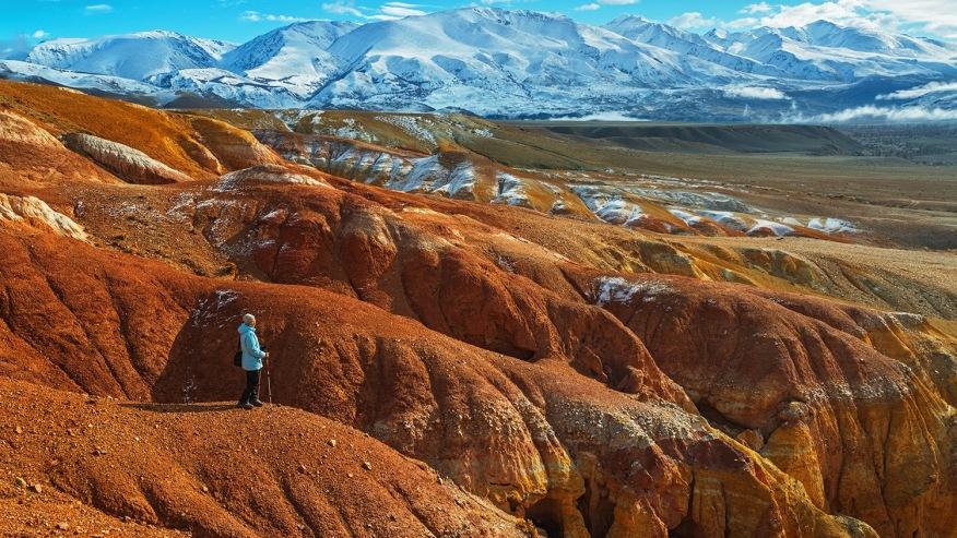 Kyzyl-Chin or Mars