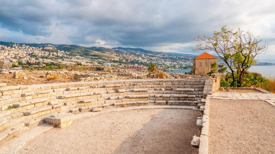 Roman Theatre of Byblos