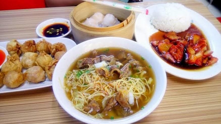 Mamunlok Chinese cuisine