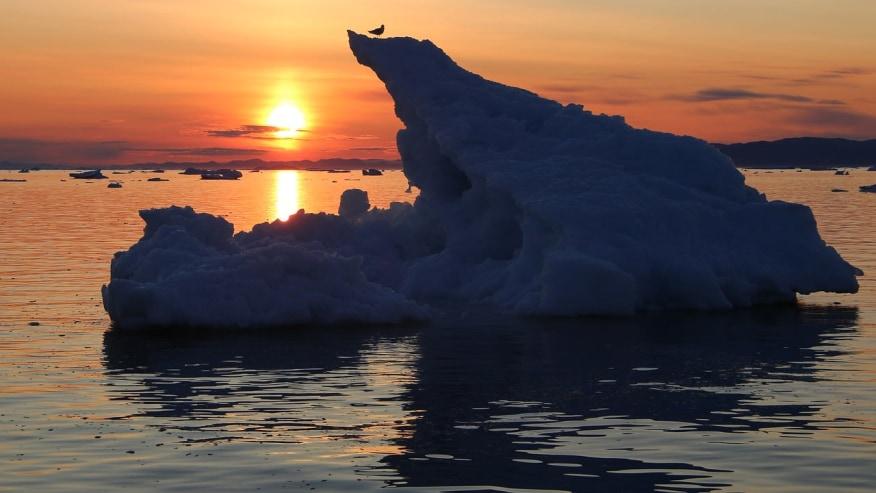 Town of Icebergs