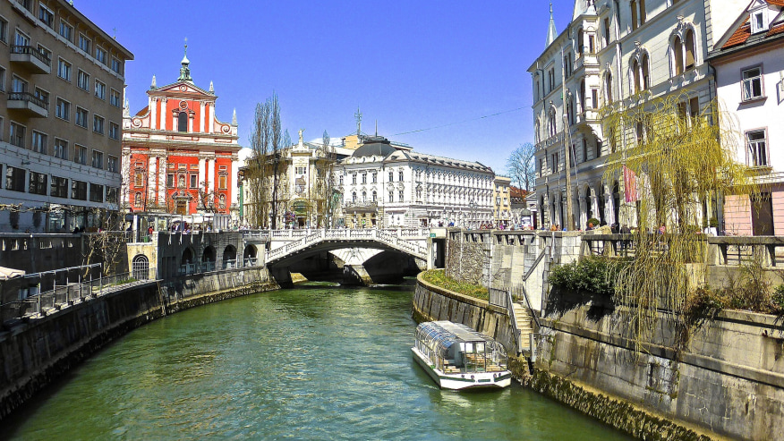 gorgeous city