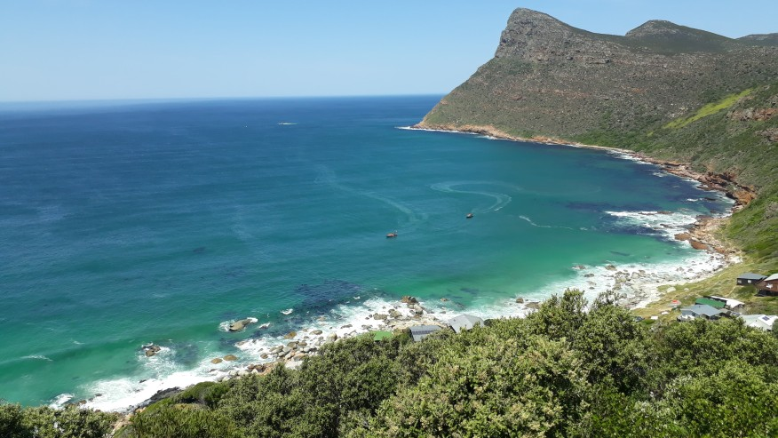 Smitwinkels Bay close to Cape Point