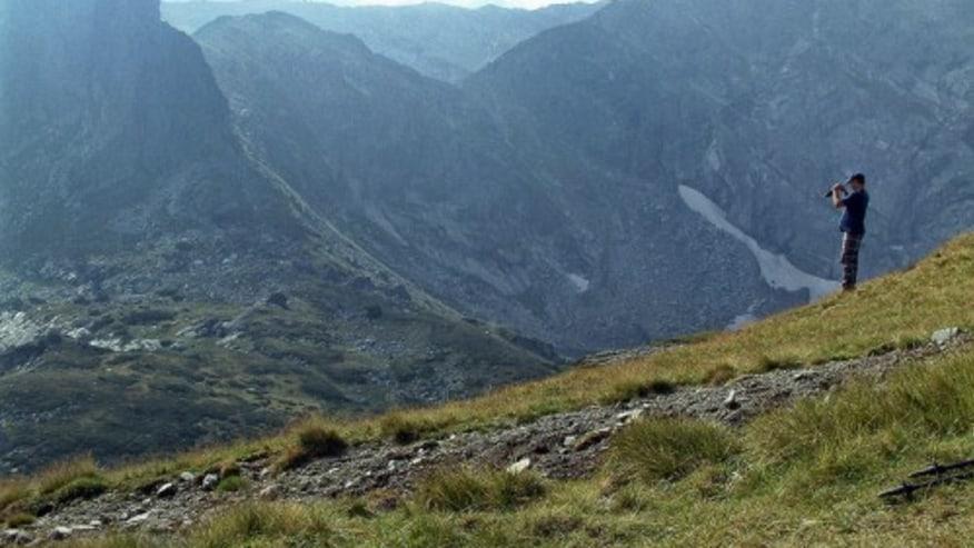 Trek across Rila-Pirin Mountain Range
