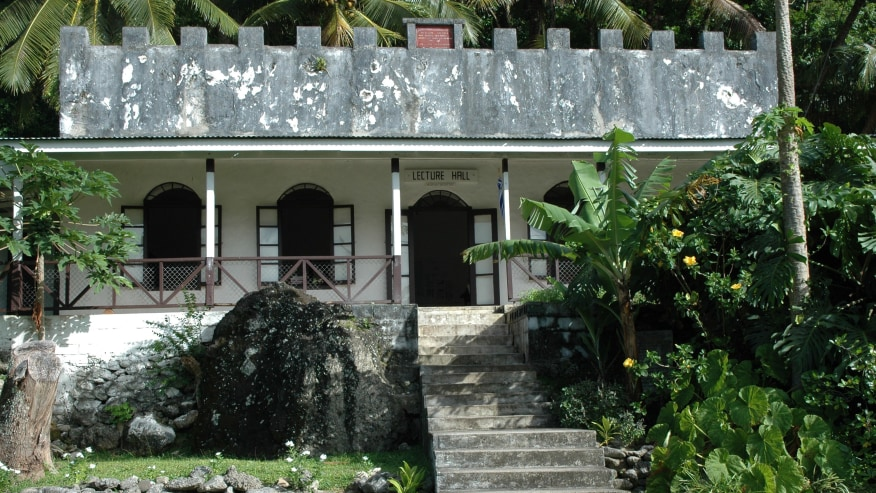 Local History - lecture hall