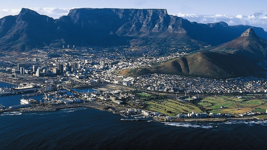 Relish every moment in and around the Mother City