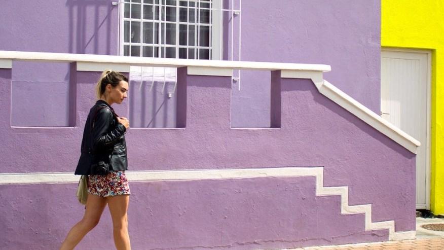 wander around Cape Town