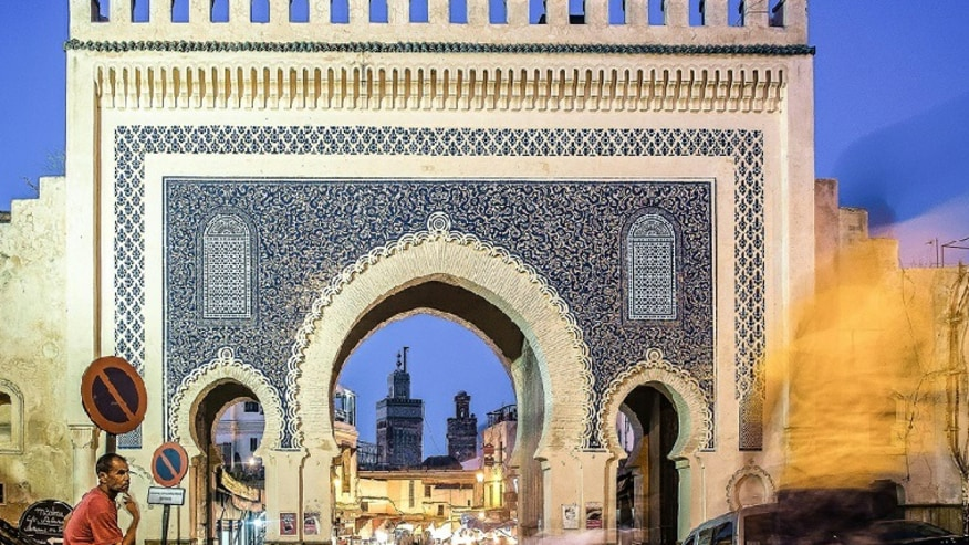 Tour with your family across Morocco