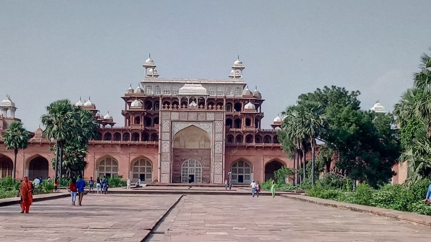 Tomb of Akbar