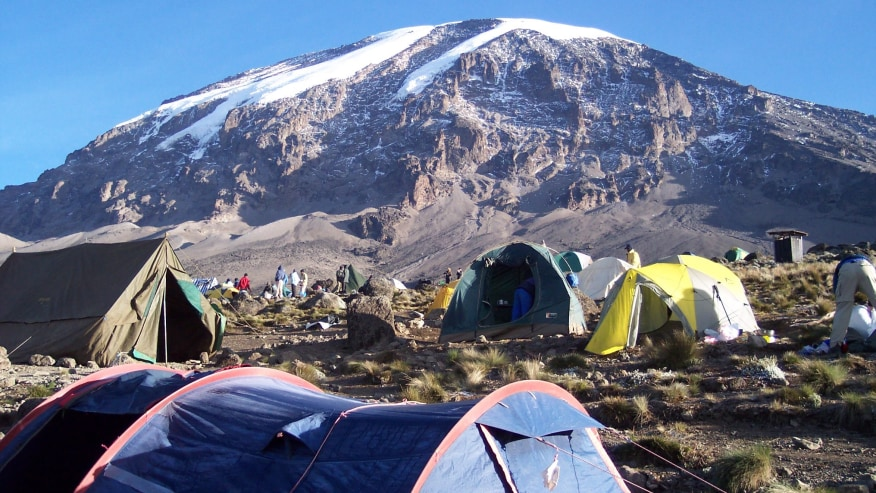 Climb Mount Kili on the Machame Route