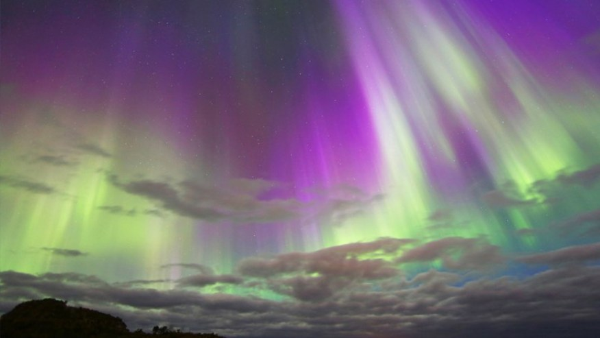 Enter the dream like environment of the Arctic lit by the Northern Lights