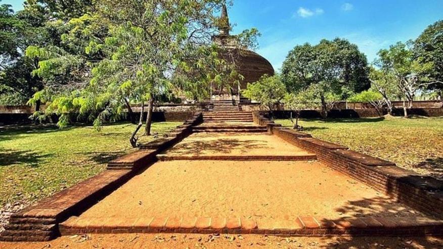 Polonnaruwa ancient city