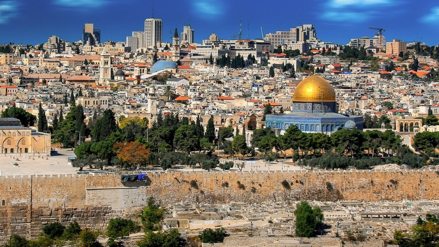Explore one of the Oldest Cities in the World