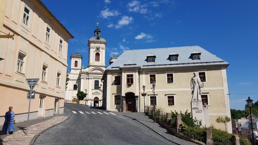 Banská Štiavnica Historical Centre