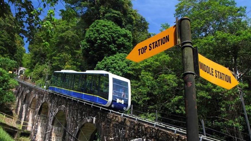 Funicular Train
