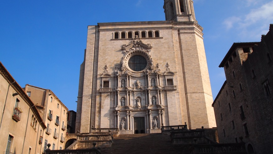 The Girona Cathedral