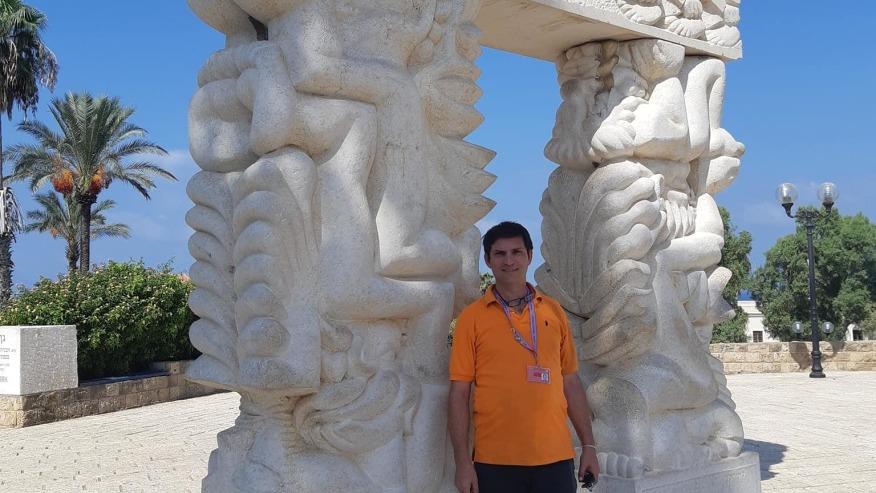 Statue of faith