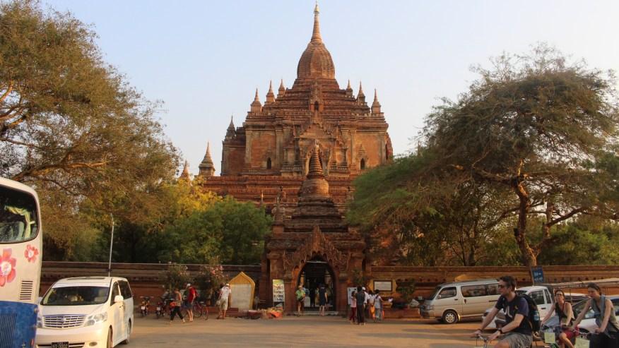 Visit the pagodas