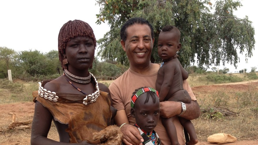 Explore Tribes of Omo Valley