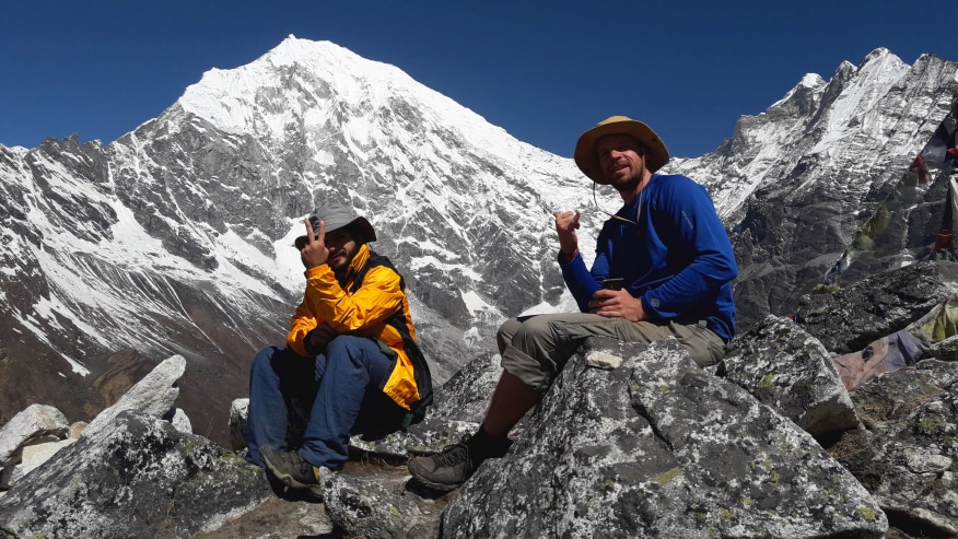 Trek across the scenic valleys of Langtang Region