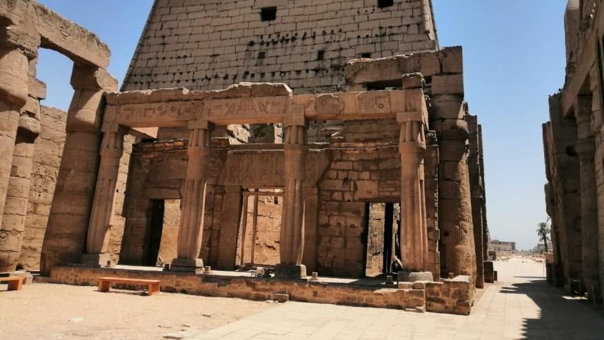 amazing Luxor Temple
