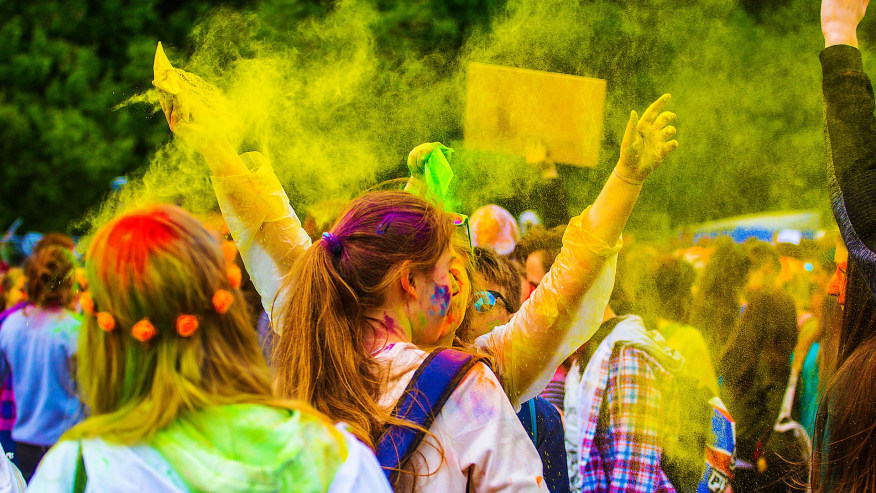 Prepare Yourself For the Most Boisterous of Hindu Festivals- Holi, 2019