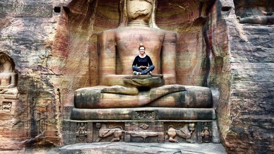 Jain artefact