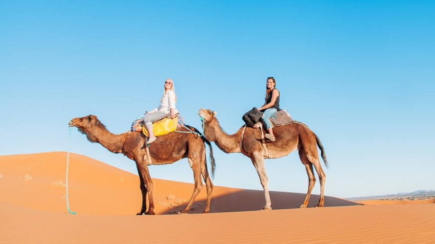 Traverse the Sahara Desert & Its Major Attractions