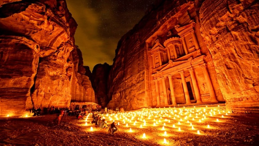 Explore the splendor of Jordan