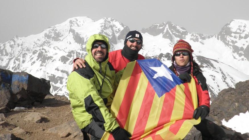 Come for this Tubkal mountain trek