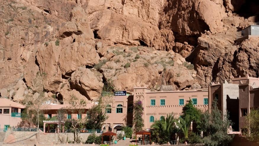 Go Trekking across Moroccan villages