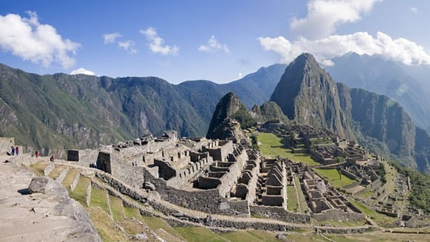 Witness the Majestic Sacred Valley & Inca Citadel