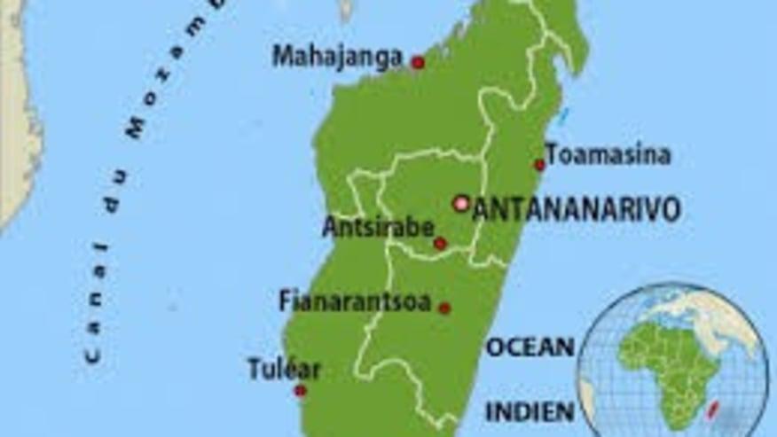 TOUR DESTINATION TO MADAGASCAR