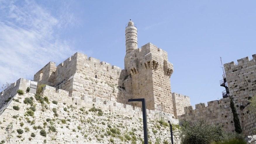 Jerusalem Old & New