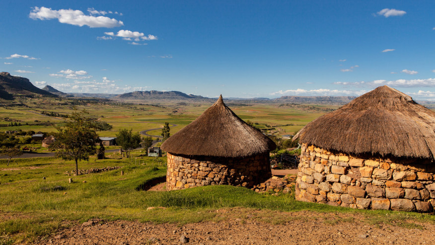 "Your travel guide to Lesotho-  ""A Kingdom in the Sky"""