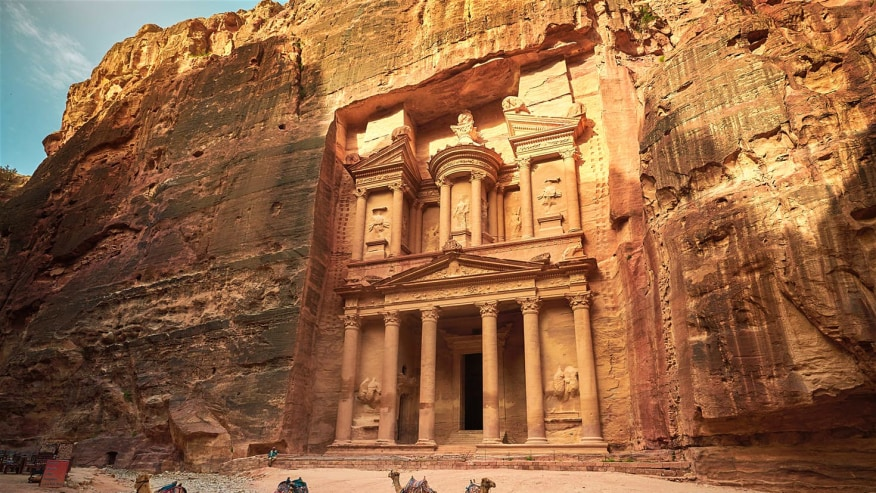 The Hidden Jewel of Petra
