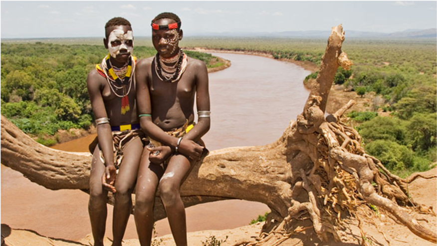 Follow the South Cultural Route to Omo Valley